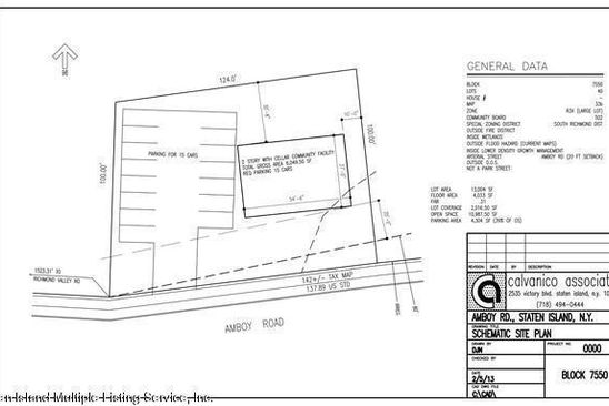 null bed null bath Vacant Land at 0 Amboy Rd Staten Island, NY, 10309 is for sale at 450k - google static map