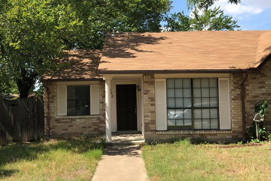3 bed 2 bath Cooperative at 438 POGUE ST CEDAR HILL, TX, 75104 is for sale at 115k - google static map