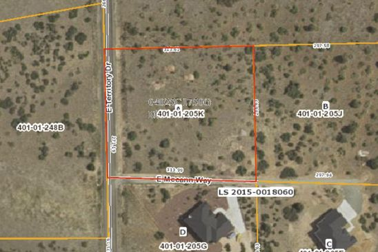 null bed null bath Vacant Land at 14170 E McCann Way Prescott Valley, AZ, 86315 is for sale at 80k - google static map