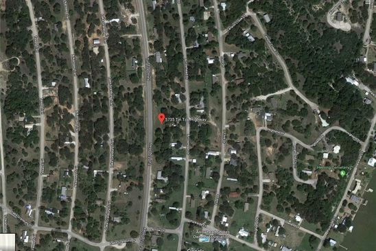 null bed null bath Vacant Land at 5735 Tin Top Hwy Granbury, TX, 76048 is for sale at 10k - google static map