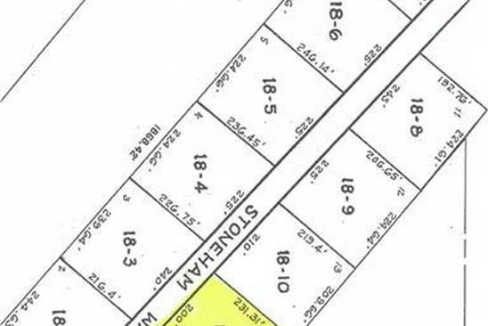 null bed null bath Vacant Land at 11 Stoneham Way Trenton, ME, 04605 is for sale at 40k - google static map