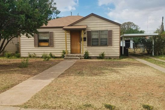 2 bed 1 bath Single Family at 2007 61ST ST LUBBOCK, TX, 79412 is for sale at 45k - google static map