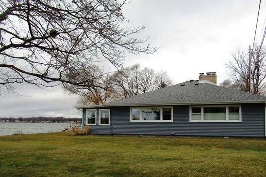 3 bed 2 bath Single Family at 2700 ROUND LAKE HWY MANITOU BEACH, MI, 49253 is for sale at 550k - google static map