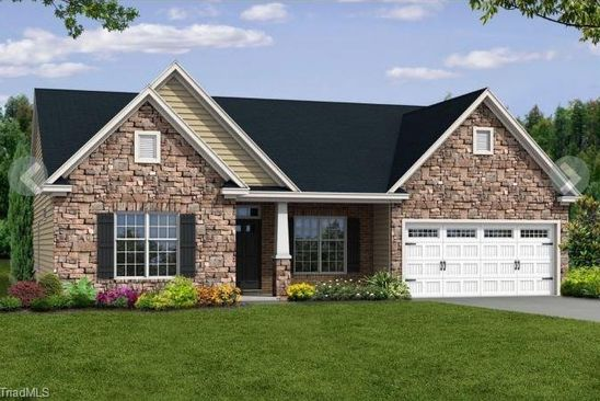 4 bed 3 bath Single Family at 4923 Cleburne Meadows Dr Winston Salem, NC, 27101 is for sale at 237k - google static map