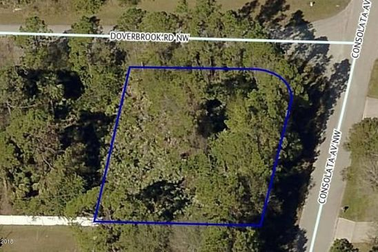 null bed null bath Vacant Land at 0000 NW Doverbrook Rd Palm Bay, FL, 32907 is for sale at 22k - google static map
