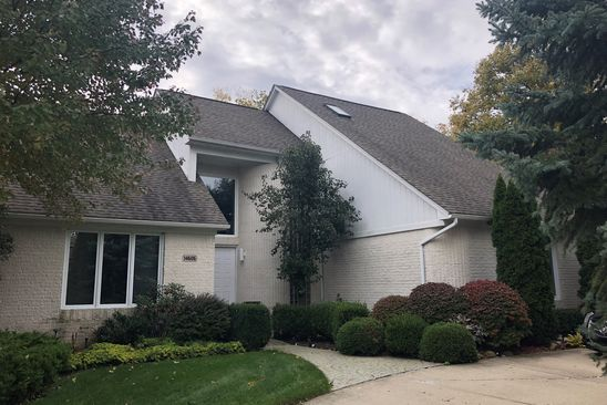 5 bed 3 bath Single Family at 14606 Sparrow Dr Shelby Township, MI, 48315 is for sale at 459k - google static map