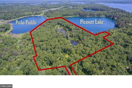null bed null bath Vacant Land at 12394 Sunset Dr Pequot Lakes, MN, 56472 is for sale at 360k - google static map