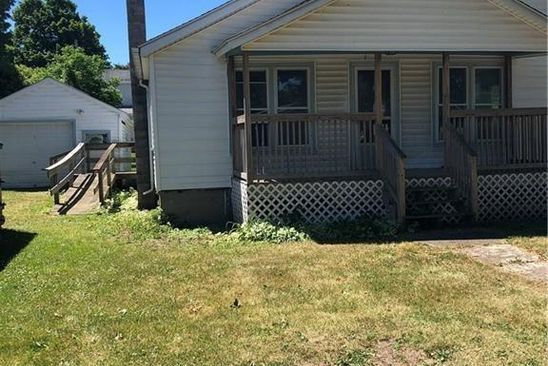 3 bed 1 bath Single Family at 2176 JUDGE RD BASOM, NY, 14013 is for sale at 40k - google static map