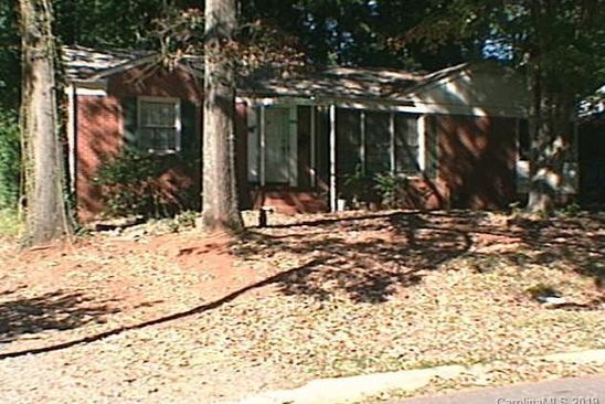 3 bed 1 bath Single Family at 2800 Royston Rd Charlotte, NC, 28208 is for sale at 110k - google static map