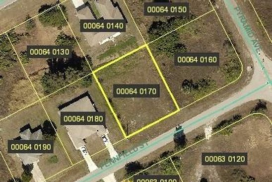 null bed null bath Vacant Land at 153 Pennfield St Lehigh Acres, FL, 33974 is for sale at 10k - google static map