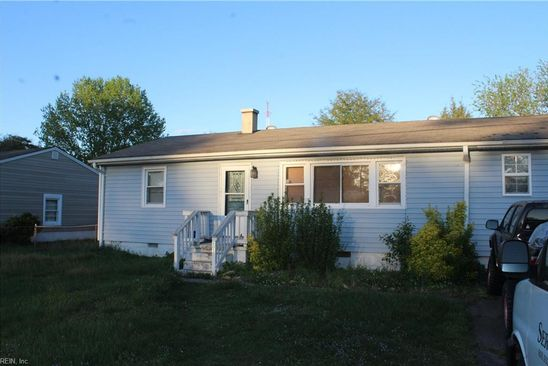 3 bed 2 bath Single Family at 805 Henry Ave Chesapeake, VA, 23323 is for sale at 140k - google static map