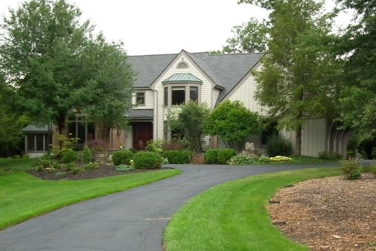 4 bed 5 bath Single Family at 13370 LEDGEBROOK LN CHAGRIN FALLS, OH, 44022 is for sale at 739k - google static map