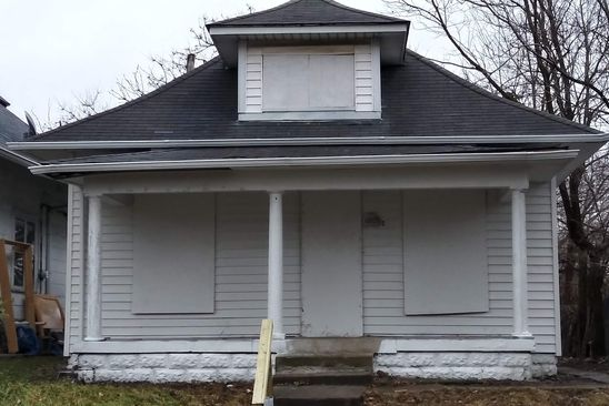 3 bed 1 bath Single Family at 1819 HOLLOWAY AVE INDIANAPOLIS, IN, 46218 is for sale at 29k - google static map