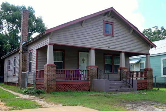 2 bed 1 bath Single Family at 207 W CLAY ST THOMASVILLE, GA, 31792 is for sale at 59k - google static map