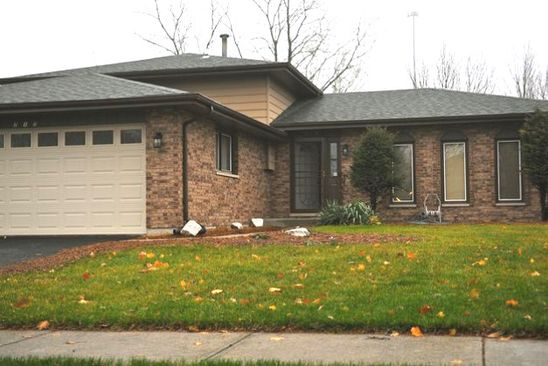 3 bed 1.5 bath Single Family at 717 OXFORD AVE MATTESON, IL, 60443 is for sale at 135k - google static map