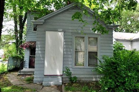 4 bed 1 bath Single Family at 1246 S 16TH ST LOUISVILLE, KY, 40210 is for sale at 37k - google static map