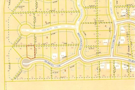 null bed null bath Vacant Land at  Block 5 Bearhill Estates Add Park City, KS, 67147 is for sale at 22k - google static map