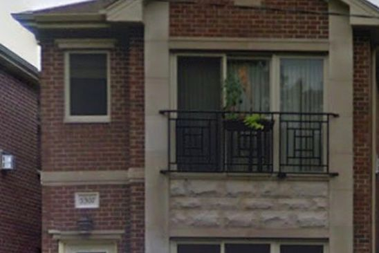 2 bed 2 bath Condo at 5307 W Leland Ave Chicago, IL, 60630 is for sale at 313k - google static map
