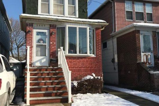3 bed 2 bath Single Family at 1607 E 54TH ST BROOKLYN, NY, 11234 is for sale at 549k - google static map