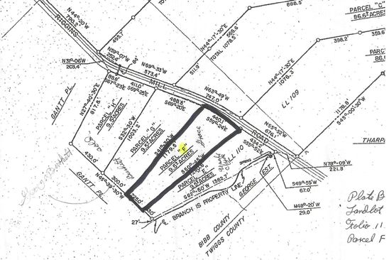 null bed null bath Vacant Land at 6329 Riggins Mill Rd Dry Branch, GA, 31020 is for sale at 30k - google static map