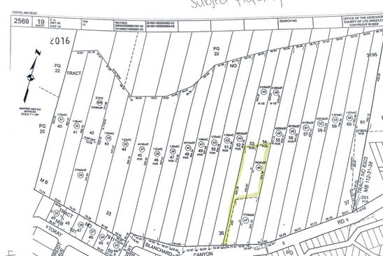 null bed null bath Vacant Land at 0 Blanchard Cyn Tujunga, CA, 91042 is for sale at 40k - google static map