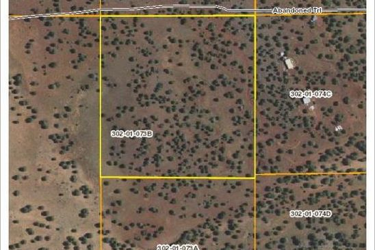 null bed null bath Vacant Land at 204B Abandoned Trl Ash Fork, AZ, 86320 is for sale at 18k - google static map