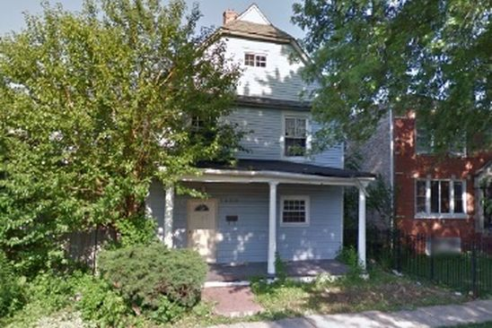 3 bed 2 bath Multi Family at 6409 S Albany Ave Chicago, IL, 60629 is for sale at 50k - google static map