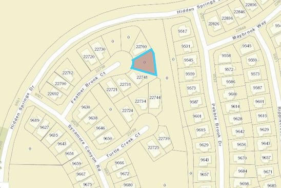 null bed null bath Vacant Land at 22751 Featherbrook Ct Moreno Valley, CA, 92557 is for sale at 50k - google static map