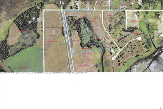 null bed null bath Vacant Land at  Parcel-K 355th St Ottertail, MN, 56570 is for sale at 20k - google static map