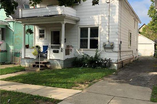4 bed 2 bath Multi Family at 80 HUMASON AVE BUFFALO, NY, 14211 is for sale at 40k - google static map