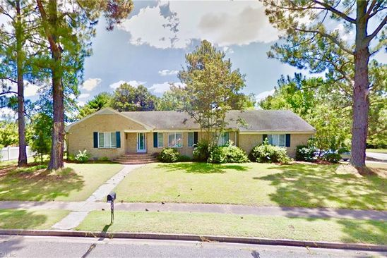 4 bed 3 bath Single Family at 3045 Golden Hind Rd Chesapeake, VA, 23321 is for sale at 360k - google static map