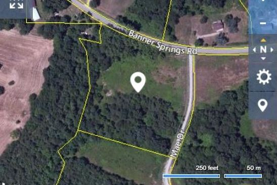 null bed null bath Vacant Land at  Banner springs Rd null, null, 38553 is for sale at 20k - google static map