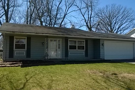 3 bed 1 bath Single Family at 820 CHERRY BLOSSOM LN FORT WAYNE, IN, 46825 is for sale at 100k - google static map