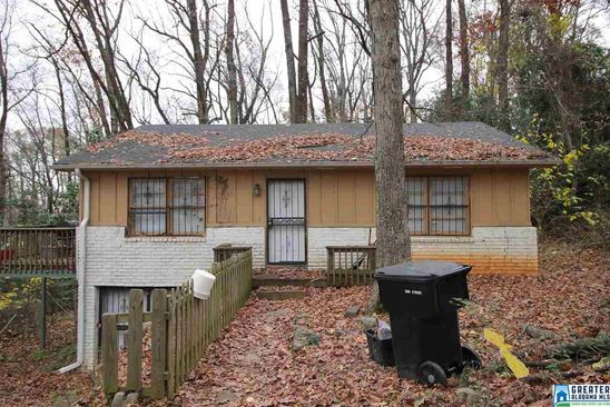 3 bed 1 bath Single Family at 7100 5TH AVE S BIRMINGHAM, AL, 35206 is for sale at 45k - google static map