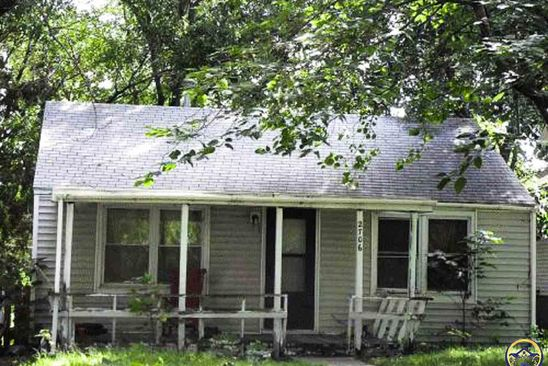 2 bed 1 bath Single Family at 2706 SE MINNESOTA AVE TOPEKA, KS, 66605 is for sale at 0 - google static map