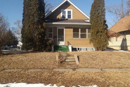 3 bed 1.5 bath Single Family at 1622 Sprague St Omaha, NE, 68110 is for sale at 28k - google static map