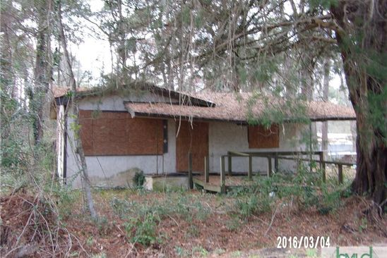 null bed null bath Vacant Land at 558 MENDEL AVE SAVANNAH, GA, 31406 is for sale at 50k - google static map