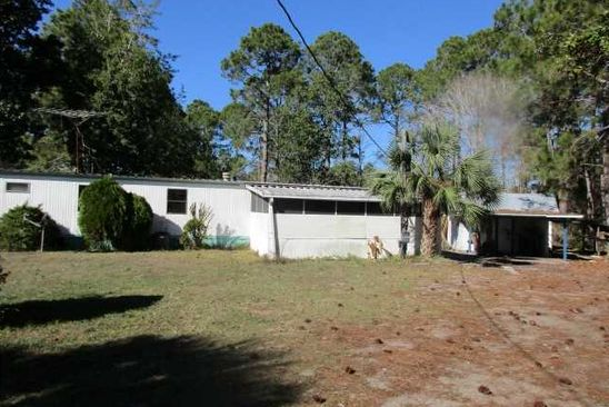 2 bed 2 bath Mobile / Manufactured at 211 ALABAMA AVE MEXICO BEACH, FL, 32456 is for sale at 43k - google static map