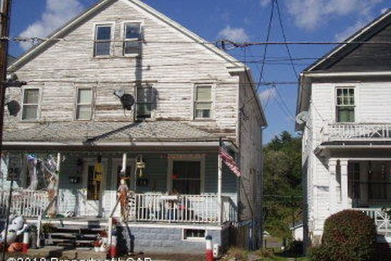 3 bed 1 bath Single Family at 164 E MAIN ST GLEN LYON, PA, 18617 is for sale at 9k - google static map