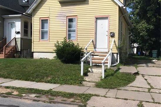 3 bed 1 bath Single Family at 26 HIGH ST ROCHESTER, NY, 14609 is for sale at 30k - google static map