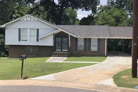 3 bed 2 bath Single Family at 52 Greenleaf Cir W Birmingham, AL, 35214 is for sale at 128k - google static map