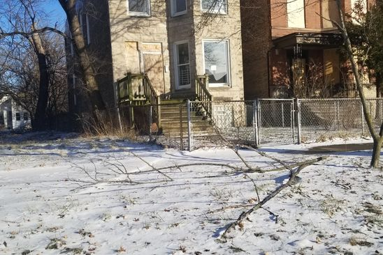 4 bed 2 bath Multi Family at 7229 S Emerald Ave Chicago, IL, 60621 is for sale at 265k - google static map