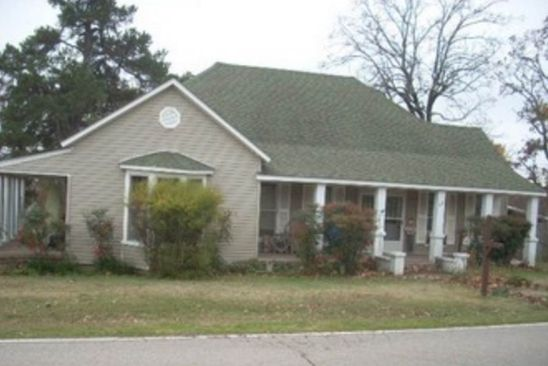 3 bed 2 bath Single Family at 11 W Highway 96 Cecil, AR, 72930 is for sale at 45k - google static map