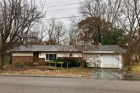 3 bed 1 bath Single Family at 844 Sun Valley S Arnold, MO, 63010 is for sale at 60k - google static map