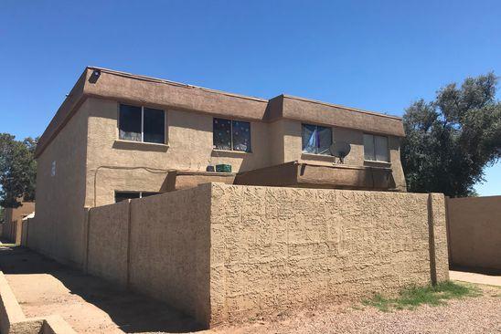 2 bed 1 bath Townhouse at 4627 E Pueblo Ave Phoenix, AZ, 85040 is for sale at 88k - google static map