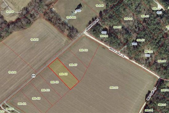 null bed null bath Vacant Land at  Denwood Rd Franktown, VA, 23354 is for sale at 32k - google static map
