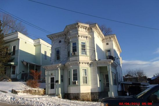 4 bed 2 bath Multi Family at 31 MCDONNELL ST AMSTERDAM, NY, 12010 is for sale at 45k - google static map