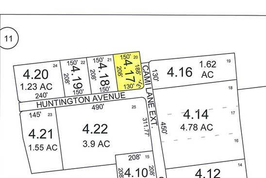 null bed null bath Vacant Land at 0 Cami Ln Morrisonville, NY, 12962 is for sale at 25k - google static map
