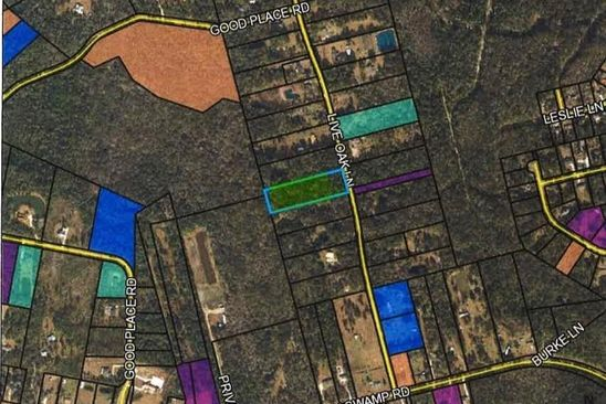 null bed null bath Vacant Land at 253 LIVE OAK LN BRUNSWICK, GA, 31523 is for sale at 44k - google static map