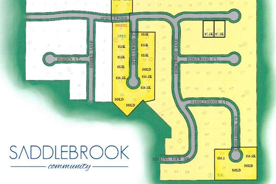 null bed null bath Vacant Land at  Lot 26 Block A Saddlebrook Park City, KS, 67219 is for sale at 8k - google static map